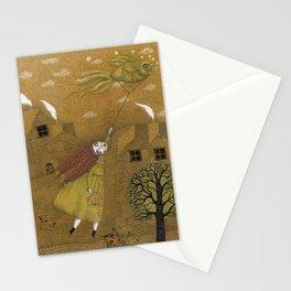 Autumn Kite Stationery Cards