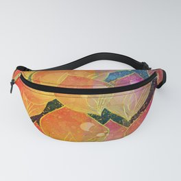 Colorful foliage Fanny Pack