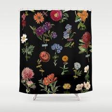 Vertical Garden IV Shower Curtain