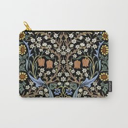Blackthorn by John Henry Dearle for William Morris Carry-All Pouch
