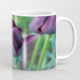 Purple Flower Coffee Mug