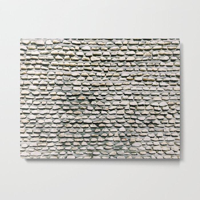 Thelhigaa Faaru (Coral Walls) Metal Print