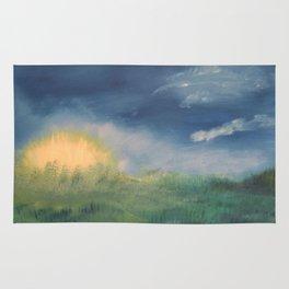 SunnySide Up - Abstract Nature Rug