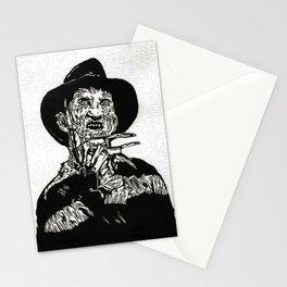 Freddy Krueger  Stationery Cards