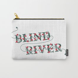 BR Holiday Lights Carry-All Pouch
