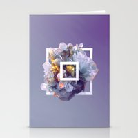minerals Stationery Cards featuring Need More Minerals 29 by nomorerender