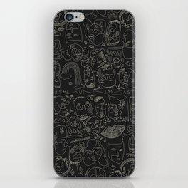 Yogi Tribe iPhone Skin