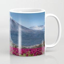 Popocatepetl Volcano Puebla Mexico Coffee Mug