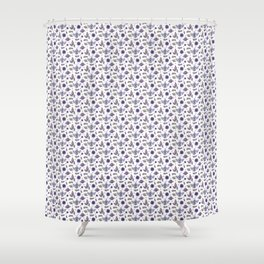 Fly space Shower Curtain