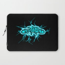 Super Charged Dark Laptop Sleeve