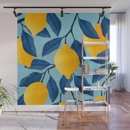When Life Gives You Lemons Wall Mural