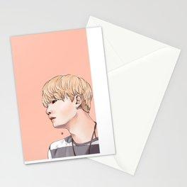 MIN YOONGI Stationery Cards