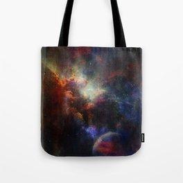 VISION QUEST THROUGH THE LENS Tote Bag