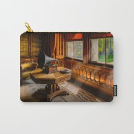 Victorian Music Room Art Carry-All Pouch