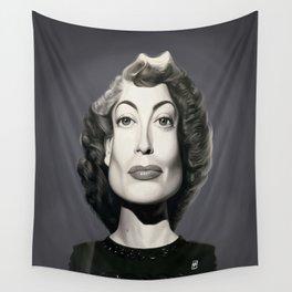 Joan Crawford Wall Tapestry