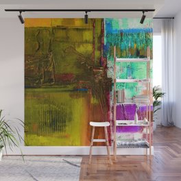 Color Bliss 1h by Kathy Morton Stanion Wall Mural