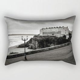 South Beach Tenby Rectangular Pillow
