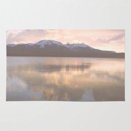 Copper Sunset - Lake Dillon, Colorado Rug