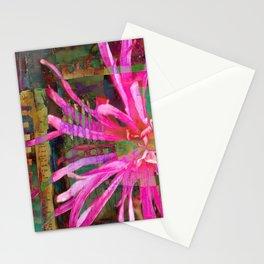 Electric Floral Burst Stationery Cards