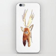 Suspicious Stag iPhone & iPod Skin