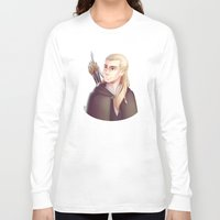 legolas Long Sleeve T-shirts featuring Greenleaf by Ryuutsu