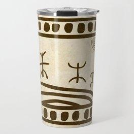 Ethnic 3 Canary Islands Travel Mug