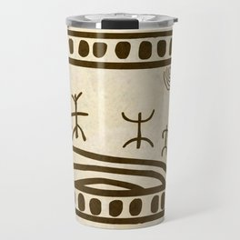 Ethnic 3 Canary Islands Travel Mug