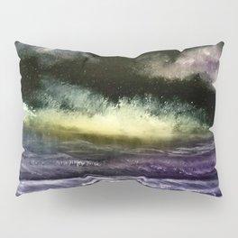 Lavender Waves Pillow Sham
