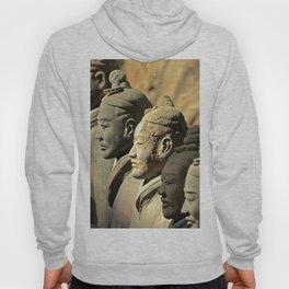 Chinese Terracotta Warriors Hoody