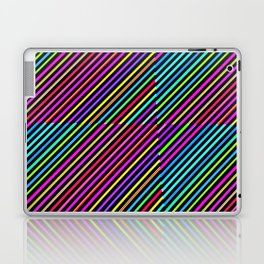 Re-Created Cross No. 16 by Robert S. Lee Laptop & iPad Skin