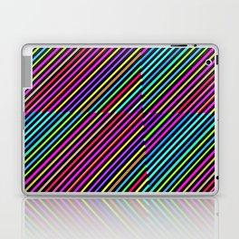 Re-Created Cross No. 16 by Robert S. Lee Laptop & iPad Skin