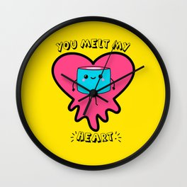 Heart Wall Clock