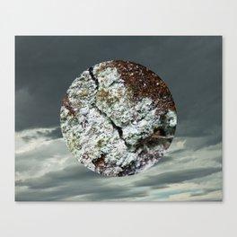Little Planet #08 Canvas Print