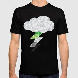 Aromantic Storm Cloud T-shirt