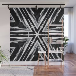 TRIBAL PATTERN Wall Mural