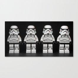 Storm Parade Canvas Print