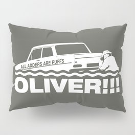Top Gear: Oliver Pillow Sham