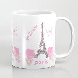 Effel Tower Paris Coffee Mug