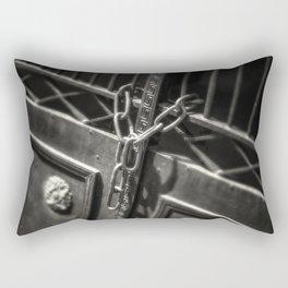 Security Rectangular Pillow