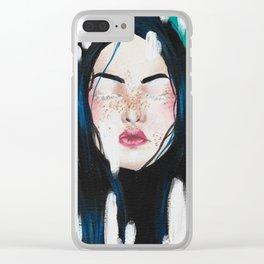 Amnesia Clear iPhone Case