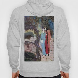 Stealers of Light By Edmund Dulac Hoody