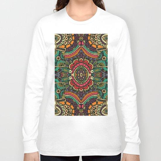 Boho pattern II Long Sleeve T-shirt