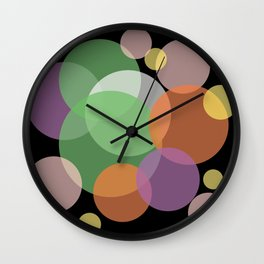 Overlapping Wall Clock