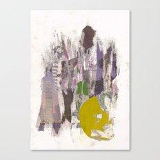 dirty tribune I Canvas Print
