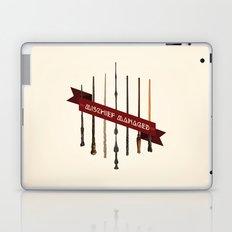 Mischief Managed Laptop & iPad Skin