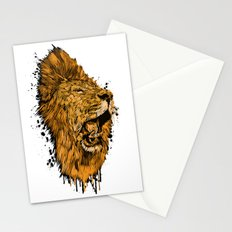 Golden Lion Stationery Cards