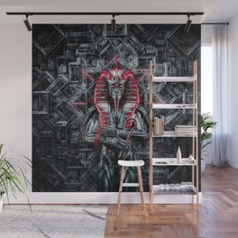 The Future King Wall Mural