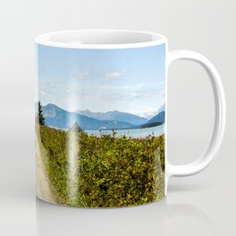 Follow the Dirt Road Coffee Mug