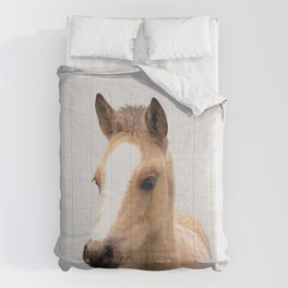 Baby Horse - Colorful Comforters