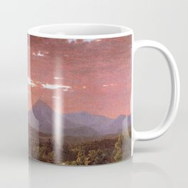 Mount Katahdin, Maine by Frederic Irwin Church Coffee Mug